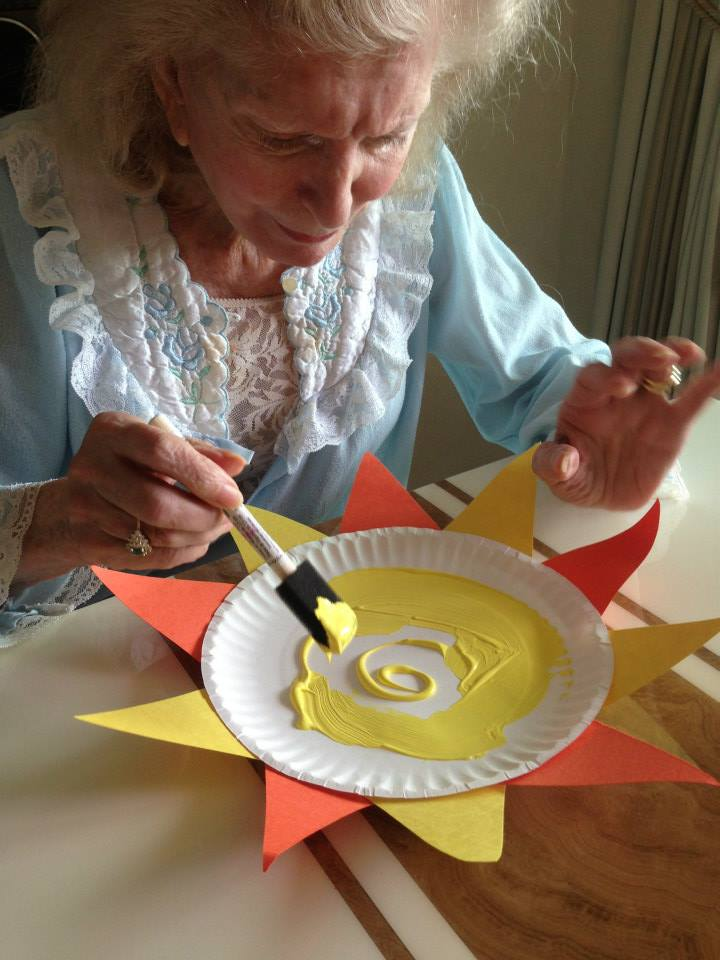 ElderCare at Home Provides Cognitive Stimulation, Laughter & Fun