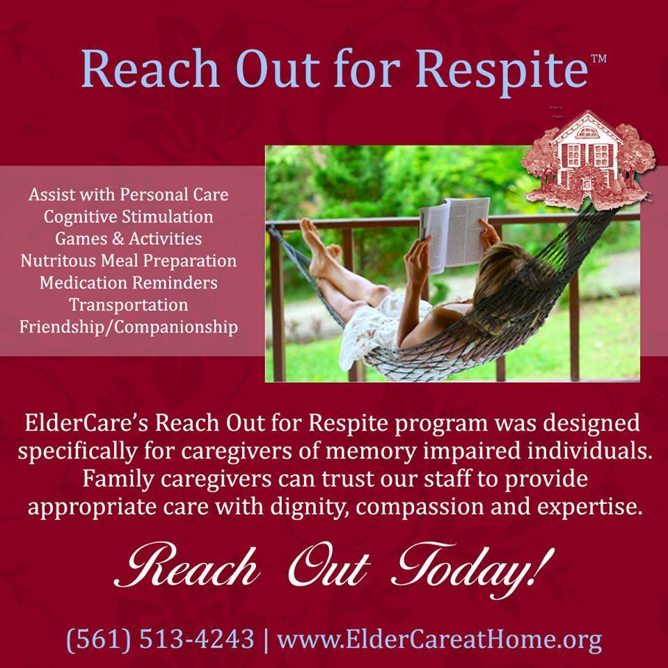 Reach out for Respite