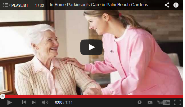 Affordable Parkinson's In Home Care – Palm Beach Gardens