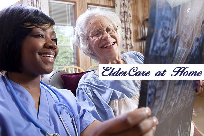 We Can Be There When You Can't Be – ElderCare at Home
