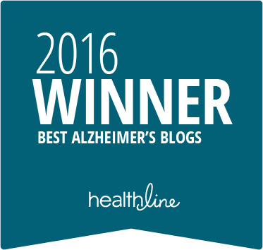 Top Alzheimer's Blog 2016 - ElderCare at Home copy