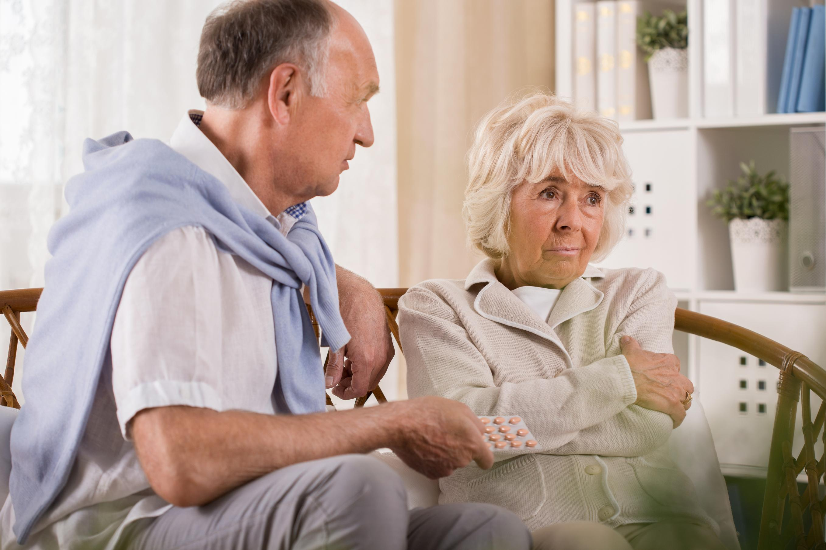 Are Your Aging Parents Being Stubborn?