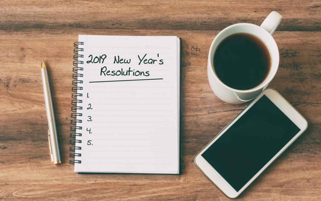 Tuesday Tips for Caregivers ~ Happy New Year! 7 Resolutions for Caregivers